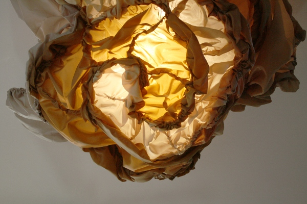 "Brooke Mullins Doherty, ""Gold Billow"""